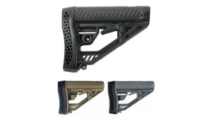 Adaptive Tactical EX Performance Adjustable Stock