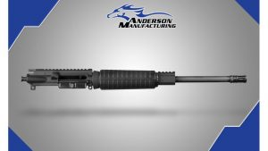 Anderson Manufacturing Complete Upper, .300BLK, Optic Ready