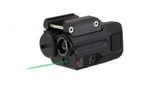 Beamshot LLC-compact Green Laser Sight and Tactical Light Combo
