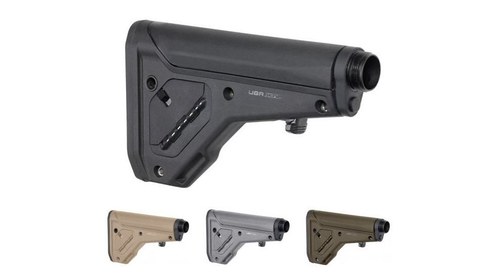Magpul Industries UBR Gen2 Collapsible AR15 AR10 Carbine Stock