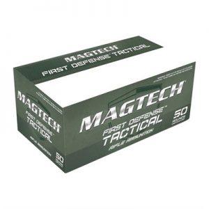 Magtech Ammunition – First Defense Tactical 300 Blackout Ammo