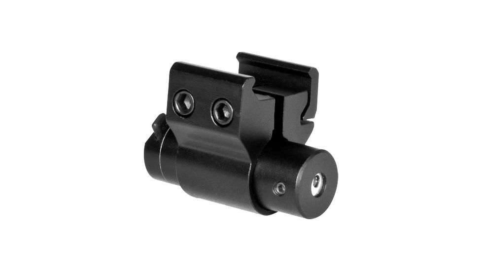 NcSTAR Compact Red Laser Sight Weaver Mount ACPRLS