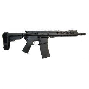 PSA 10.5 Carbine-Length 5.56 NATO 1 7 Nitride 9 Lightweight M-LOK MOE EPT SBA3 Pistol