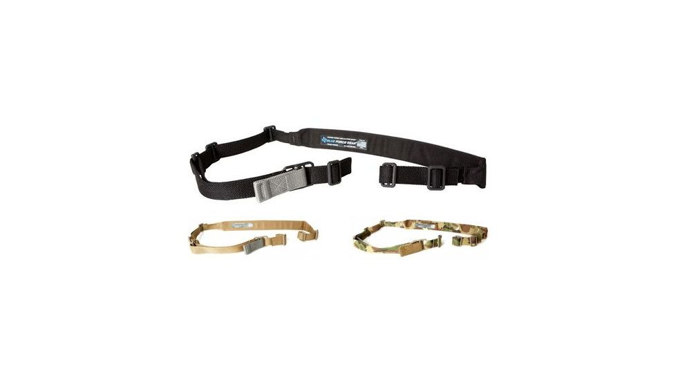 Padded Vickers Combat Applications Sling by Blue Force Gear