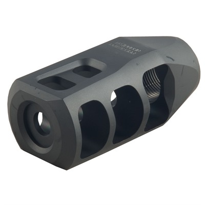 Precision Armament M11 Severe-Duty Muzzle Brake 6.5 Caliber