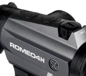 SIG Sauer ROMEO4H Red-Dot Sight (Hunter series)