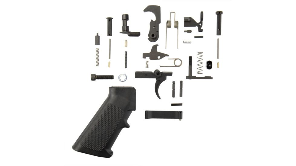 Tactical Superiority AR-15 Lower Parts Kit