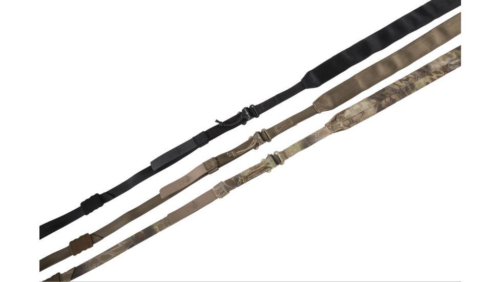 Viking Tactics VTAC Wide Padded Sling Black Upgraded Version