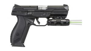 Viridian X5L Gen 3 Universal Green Laser Tactical Light with HD Weapon-Mounted Digital Camera