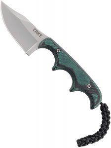 CRKT Minimalist Bowie Neck Knife
