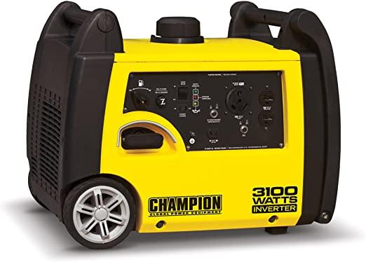 Champion Power Equipment 75531i 3100 Watt RV Ready Portable Inverter Generator