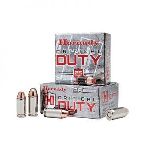 Hornady Critical Duty 9mm Luger