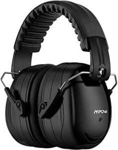 Mpow Noise Reduction Safety Ear Muffs, Shooters Hearing Protection Ear Muffs