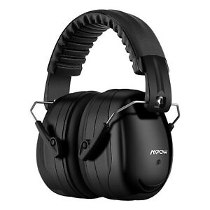 Mpow Noise Reduction Safety Ear muffs, SNR 34dB Shooting Hunting Ear Muffs