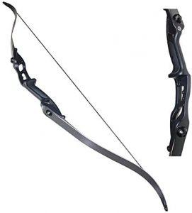 "Toparchery Archery 56"" Takedown Hunting Recurve Bow"
