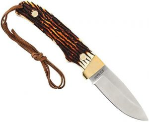 Uncle Henry Mini Pro Hunter Fixed-Blade Knife