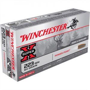 Winchester Super X 64 Grain