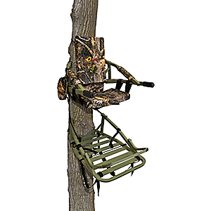 API Outdoors Alumi-Tech Bowhunter Climbing Treestand
