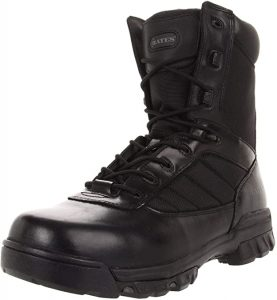 Bates Men's 8 Tactical Sport Side Zip Industrial Shoe