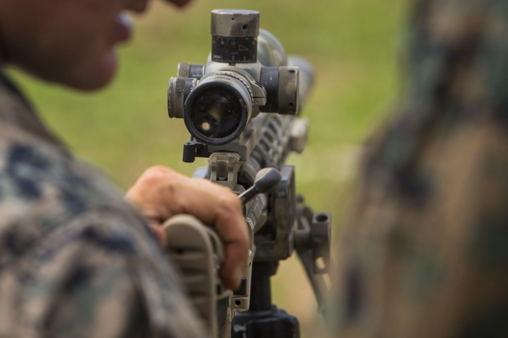 Best Night Vision Scopes Overall