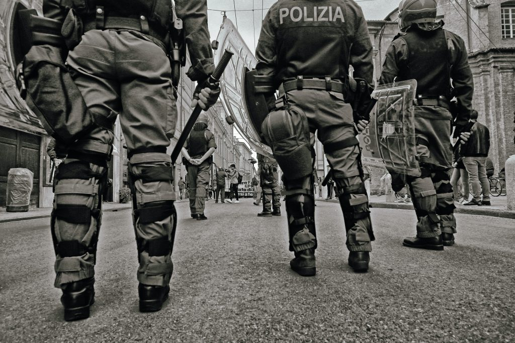 Best Police Boots Overall