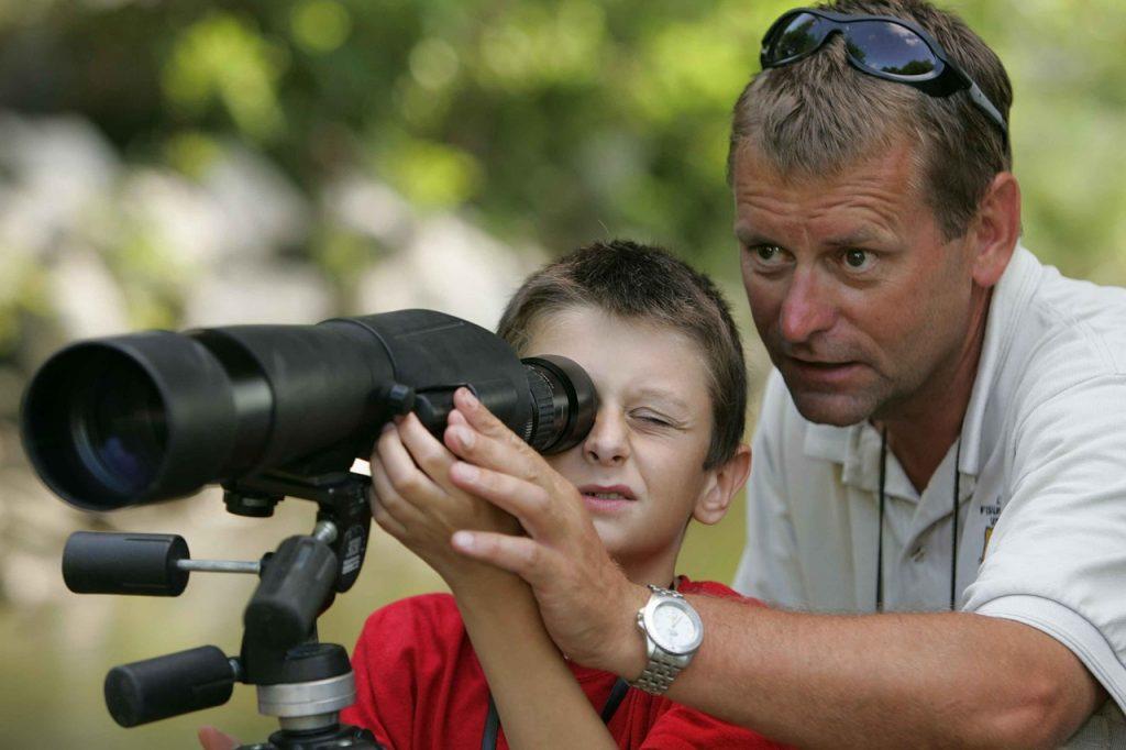 Best spotting scope