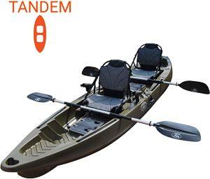 Brooklyn Kayak Company TK122 12.9' Tandem Fishing Kayak