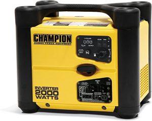 Champion 2000-Watt Stackable Portable Inverter Generator