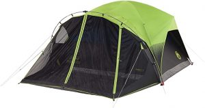 Coleman Carlsbad Fast-Pitch Dome Tent