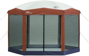 Coleman Instant Screened Canopy Tent
