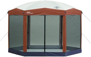 Coleman Screened Instant Canopy Tent