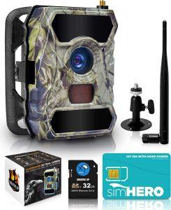 CreativeXP 3G Cellular Trail Camera