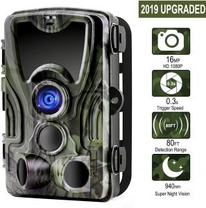Goujxcy Trail Game Camera