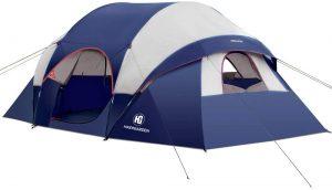HIKERGARDEN 8-Person Tent