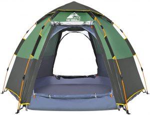 Hewolf Waterproof Pop-Up Tent