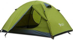 Hillman 4-Season 3-Person Backpacking Tent
