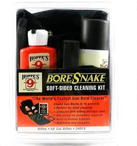 Hoppe's BoreSnake Soft-Sided Rifle Cleaning Kit