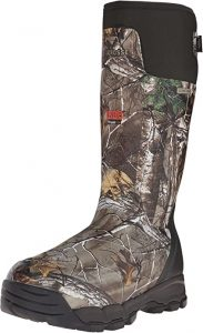 "LaCrosse Men's Alphaburly Pro 18"" 1600G Hunting Boot"