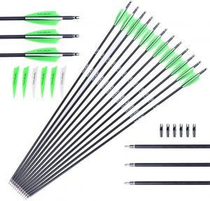 M.A.K Targeting Arrows 30-inch