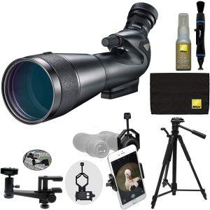 Nikon 20-60x82 Prostaff 5 Angled Body Fieldscope