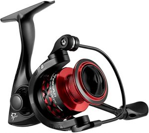 Piscifun Flame Light Weight Ultra Smooth Spinning Fishing Reels