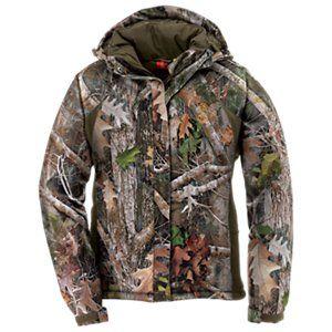 SHE Outdoor Women's Insulated Waterproof Jacket