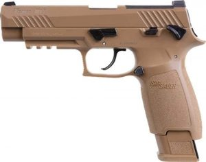 Sig Sauer P320-M17 CO2 Powered Air Pistol