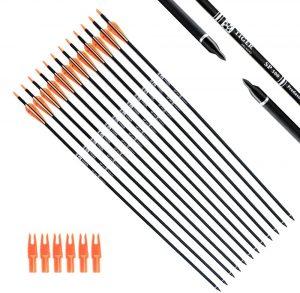 """Tiger Archery 30"""" Carbon Arrow"""