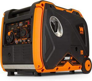 WEN 56380i Super-Quiet 3800-Watt Portable Generator