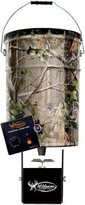 Wildgame Innovations Metal Pail Deer and Game Feeder