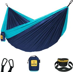 Wise Owl Double Camping Hammock
