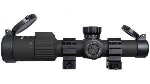 Monstrum G3 1-4x24 FFP Riflescope