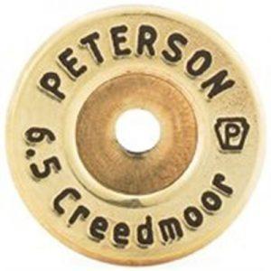 Peterson Cartridge Company 6.5mm Creedmoor Brass Large Primer