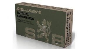 Sellier & Bellot SB65A 6.5 Creedmoor 140 Grain FMJ-BT